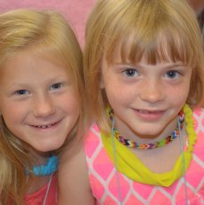 Summer H and Ava C