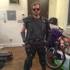Daniel as Mad Max