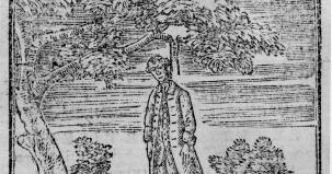 Rivington hung in effigy