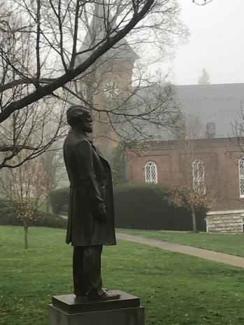 McCormick statue