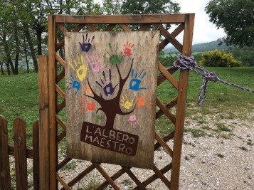 Albero sign